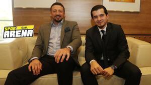 Hidayet Türkoğlu: Şu anda TBF en başarılı federasyon