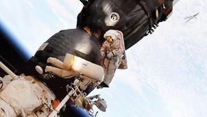 Uzaydaki 'delici' astronot kim