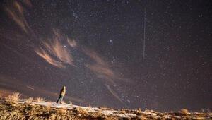 Geminid Meteor Yağmuru geliyor Saatte 50 yıldız kayacak