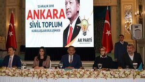 AK Parti'nin adayı Özhaseki: İnşaat temelli anlayıştan  insan temelli anlayışa
