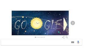 Google meteor yağmurunu arama sayfasına taşıdı