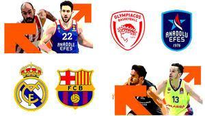 Euroleaguede Günün Fırsatı 1 değil, 2 tane iddaada favori ise...