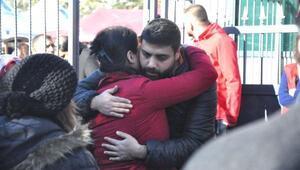 Ankarada Yüksek Hızlı Tren, kılavuz tren ile çarpıştı: 9 ölü, 86 yaralı (3)