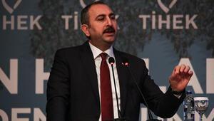 Adalet Bakanı Gül'den AİHMin Selahattin Demirtaş kararına tepki