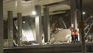 Ankaradaki Yüksek Hızlı Tren kazasında enkaz kaldırma çalışmaları yeniden başladı