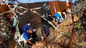 ABD-Meksika sınırında göçmen kız çocuğu öldü