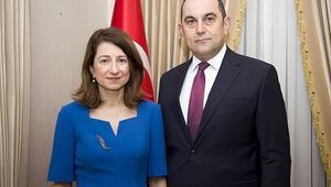 Başkonsolos Ergin: Vatandaşlarımızı memnun edebilecek iyi bir hizmetin çabası içerisindeyiz