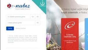 Tahlil sonuçları E-Nabız üzerinden nasıl sorgulanır Tahlil sonuçları sorgulama