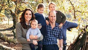 Katein üçüncü bebeği: Dudak uçuklatan benzerlik