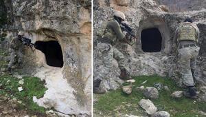 Diyarbakırda PKKya büyük darbe Yerle bir edildiler...