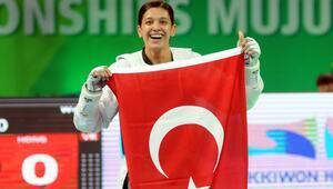 Nur Tatar altın madalya için tatamiye çıkacak
