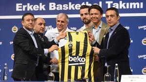 Karşınızda Fenerbahçe Beko