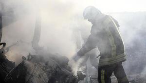 Afrinde pazar yerine bomba yüklü araçla terör saldırısı