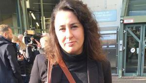 Seda Başay Yıldız'ı kızıyla tehdit etmişlerdi 5 polise soruşturma