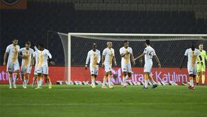 Galatasarayın konuğu Keçiörengücü