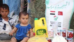 Bursasporlu taraftarların yardımları Yemene ulaştı