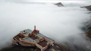 İshak Paşa Sarayı'nın manzarası büyülüyor