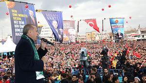 Son dakika... Cumhurbaşkanı Erdoğandan çarpıcı sözler: Operasyona her an başlayabiliriz
