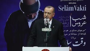 Cumhurbaşkanı Erdoğan: Farklılıklarımızı kaşıyarak şeytani düzenlerini sürdürmeye çalışıyorlar