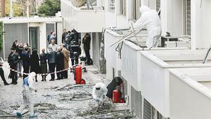 Yunan TV kanalına bombalı saldırı