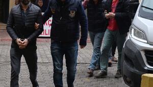 Adana'da terör örgütü propagadası yapan 3 şüpheliye gözaltı