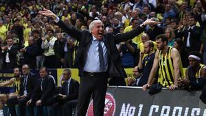 Zeljko Obradovic: Kazanmak istiyorsak çok iyi oynamalıyız