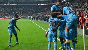 Trabzonspor, kupada son 16 hedefiyle sahada