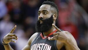 Hardendan 47 sayı, Rockets 4. viteste