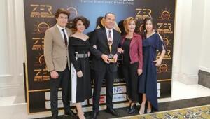 Başkan Sözlüye Yılın Belediye Başkanı ödülü
