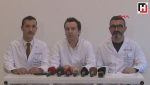 Ayşen Grudanın doktorlarından açıklama