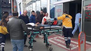 İki aile arasında silahlı kavga: 5 yaralı