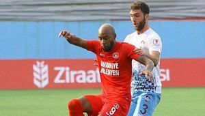 1461 Trabzon kupada 3lük attı ama elendi