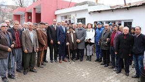 Kaymakam Sarıdoğandan halk toplantısı
