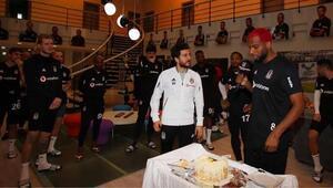 Beşiktaşta Babelin doğum günü kutlandı