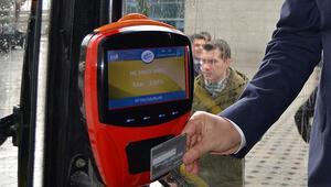 Ankara'da toplu taşımada yeni dönem... Otobüse, metroya kredi kartıyla binilebilecek