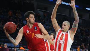 Galatasaray son sırada veda etti