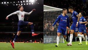İngiltere Lig Kupasında dev eşleşme, Tottenham-Chelsea