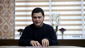 'Vefa'lılardan görme engellilere online ders