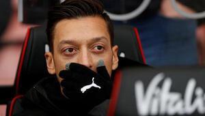 Mesut Özil için ayrılık vakti