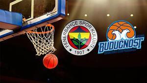 Buducnost Podgorica Fenerbahçe Beko Euroleague maçı bu akşam saat kaçta hangi kanalda canlı olarak yayınlanacak