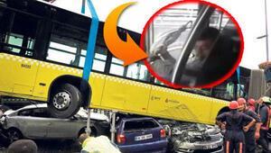 Metrobüste şoföre saldırı davasında bariyerlerin sağlamlığı sorulacak