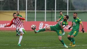 Antalyaspor Son 16da