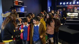 15 bin öğrenci sinemayla buluşacak