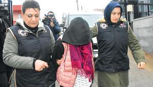 DEAŞ'lı kadın bir gün sonra tutuklandı