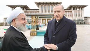 Erdoğan ve Ruhani'den 'birlik' mesajları: ABD yaptırımlarını desteklemiyoruz