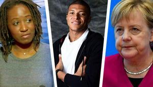 Fransada yılın erkekleri ve kadınları seçildi