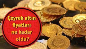 Altın fiyatları haftanın kapanışında ne kadar oldu 21 Aralık çeyrek altın ve gram altın fiyatlarında son durum