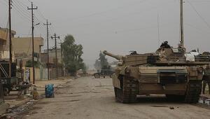 Son dakika... ABD Irakın Mahmur ilçesinde DEAŞ hedeflerini vurdu