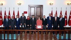 Başkan Ertürk, Vali Şahin'i ziyaret etti