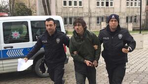 Büfeden 6 meyve suyu hırsızlığına tutuklama